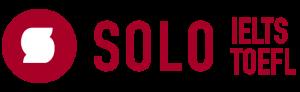 SOLO IELTS TOEFL ロゴ