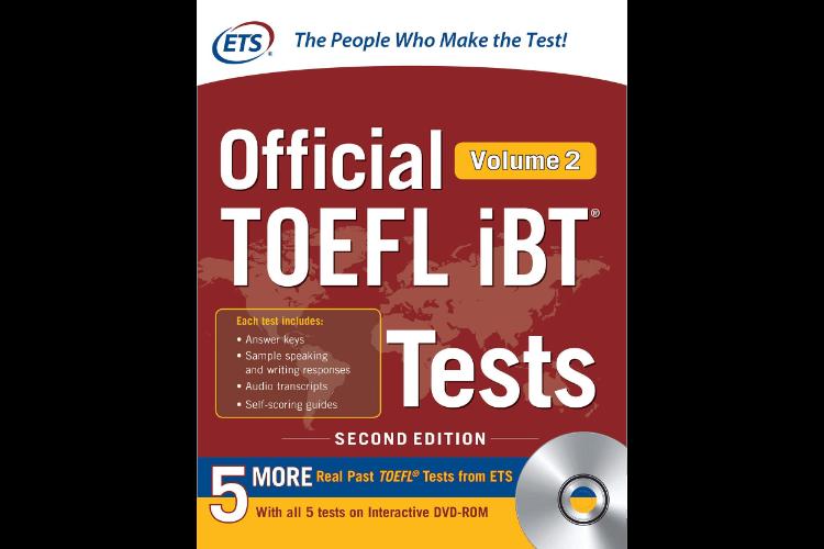 TOEFL IBT公式問題集
