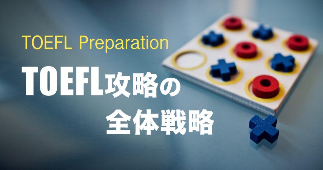 【TOEFL iBT】リーディングが難しいと感じる時に取るべき勉強戦略